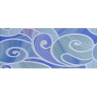 Arabeski blue 250х600 Декор : Gracia Ceramica : mercado