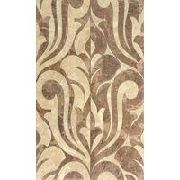 Saloni brown decor бежевый 500х300 Декор : Gracia Ceramica : mercado