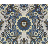Erantis blue panno 01 из 2х шт 600х500 Декор-панно : Gracia Ceramica : mercado
