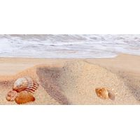 ДАЛИ песочный 04 400х200 Декор массив : Нефрит-Керамика : Mercado