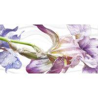 РОВЕНА Ирина фиолетовый 2 500х250 Декор : Нефрит-Керамика : Mercado