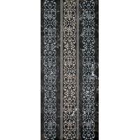 Bohemia black 01 черный 250х600 Декор : Gracia Ceramica : mercado