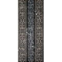 Bohemia black 02 черный 250х600 Декор : Gracia Ceramica : mercado