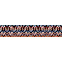 СИРИУС Ариадна персик 500х100 Бордюр : Нефрит-Керамика : Mercado
