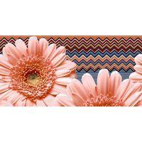 СИРИУС Ариадна персик 1 500х250 Декор : Нефрит-Керамика : Mercado