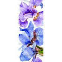РОВЕНА Ирина фиолетовый 250х100 Бордюр : Нефрит-Керамика : Mercado