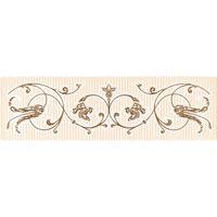 Анжер венге 01 широкий 250х75 Бордюр : Gracia Ceramica : mercado