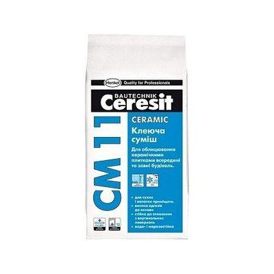Ceresit CM11 Plus Клей для плитки 5кг :: Ceresit :: mercdo-spb